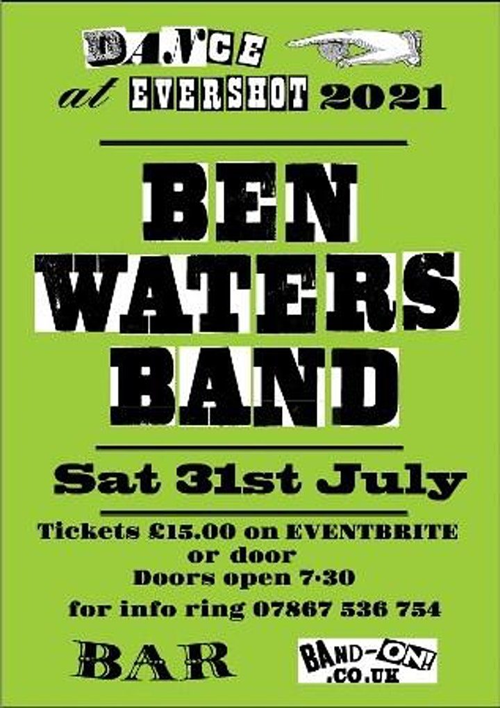 Ben Waters Band image