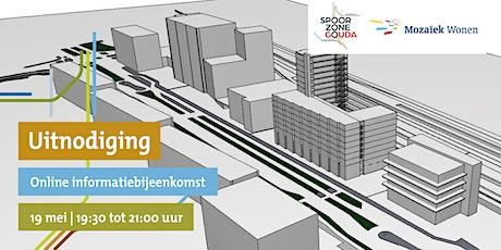 Informatiebijeenkomst Spoorzone Burg. Jamessingel tickets