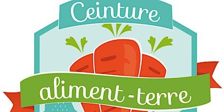 La Rencontre avec la Ceinture Aliment Terre Liégeoise billets