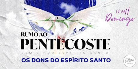 CULTO PRESENCIAL - CULTE PRÉSENTIEL billets