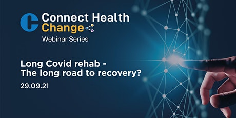 Long Covid rehab - The long road to recovery? tickets