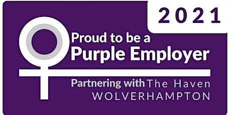 Domestic Abuse employer awareness campaign - The Purple Pledge tickets