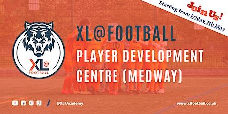XL@Football Player Development Centre Medway (Girls) tickets