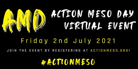 Action Mesothelioma Day 2021 National Virtual Event tickets