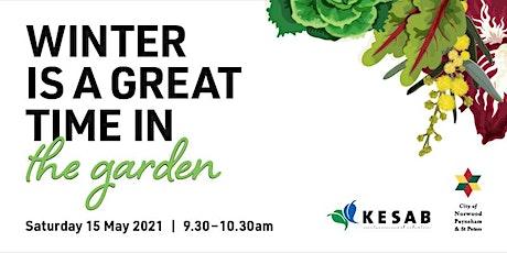 KESAB Sustainable Gardening Workshop tickets
