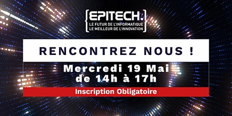 Open Day - Epitech Nancy billets