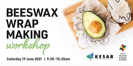 Beeswax wrap making at One Planet Market tickets