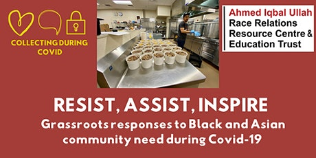 Collecting During Covid: Resist, Assist, Inspire tickets