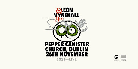 Leon Vynehall Live At Pepper Canister Church tickets