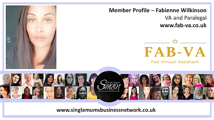 Vale of Glamorgan Single Mums Business Network Event with Fabienne image