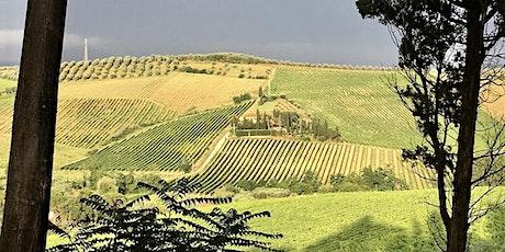 Anna visits Tuscany - History & Landscape tickets