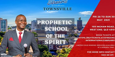 Prophetic School of the Spirit tickets