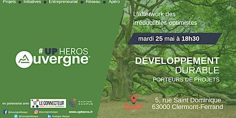 UPHEROS Clermont-Ferrand juin Tri sélectif billets
