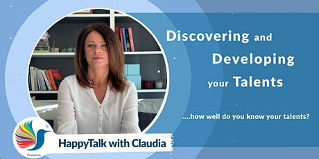 Discovering and Developing your Talents tickets