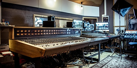 Music Producer School - Open Day + Recording Workshop billets