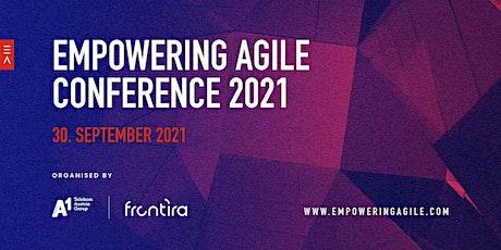 Empowering Agile Konferenz 2021 Tickets