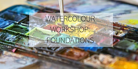 Watercolour Workshop: Foundations tickets