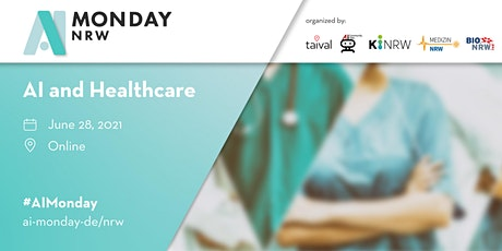AI Monday NRW - AI & Healthcare Tickets