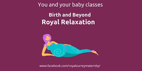 Royal Relaxation ONLINE tickets