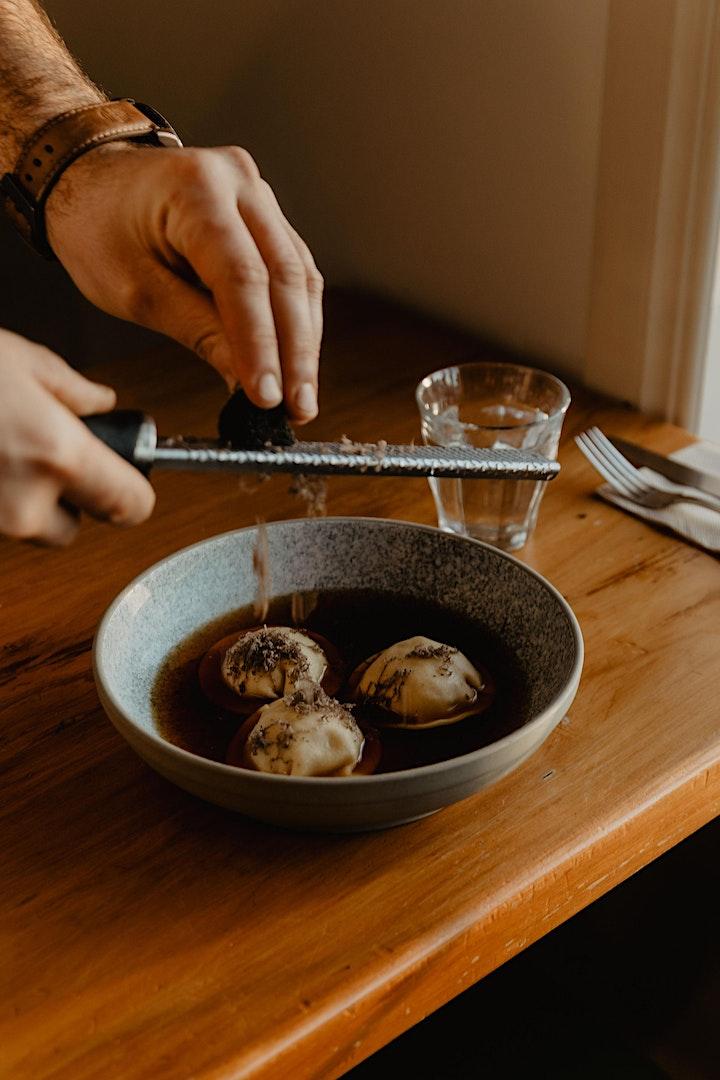 Truffle Tasting Dinner image