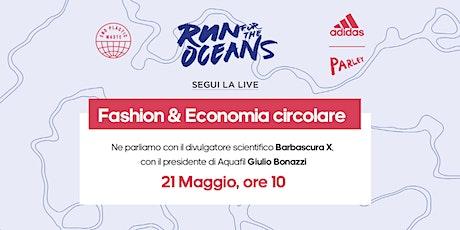 Fashion & Economia circolare biglietti