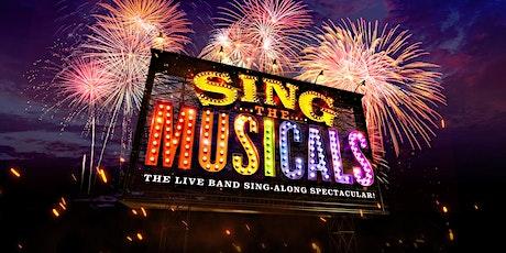 Sing The Musicals tickets