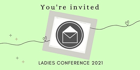 Ladies Conference 2021 tickets