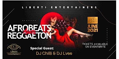 Afro-Reggaeton Night tickets