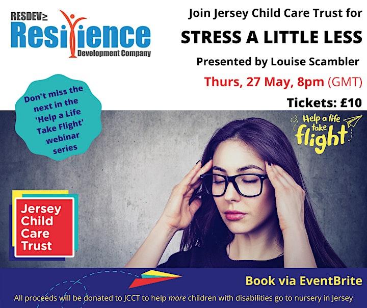 Stress a Little Less image