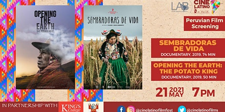 Peruvian Film Screening: Seeds of Resistance tickets