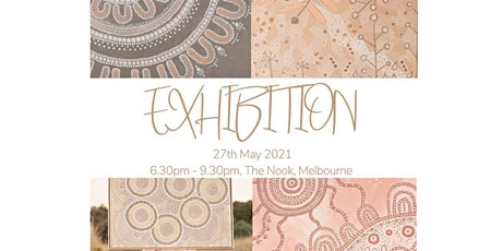"""All"" Amanda Hinkelmann x R2 Designs Exhibition tickets"
