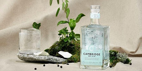 CLASSIC GIN ELEVATED BY CAMBRIDGE DISTILLER FOUNDER, WILLIAM LOWE MW - £10 tickets