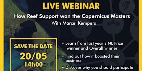 Copernicus Masters info session (WEBINAR) tickets