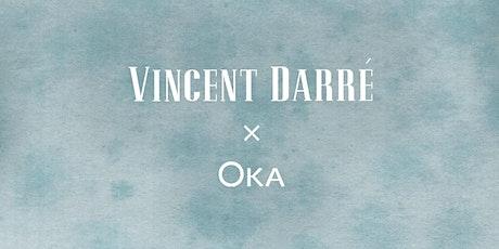OKA Presents: Sue Jones and Vincent Darré in Conversation tickets