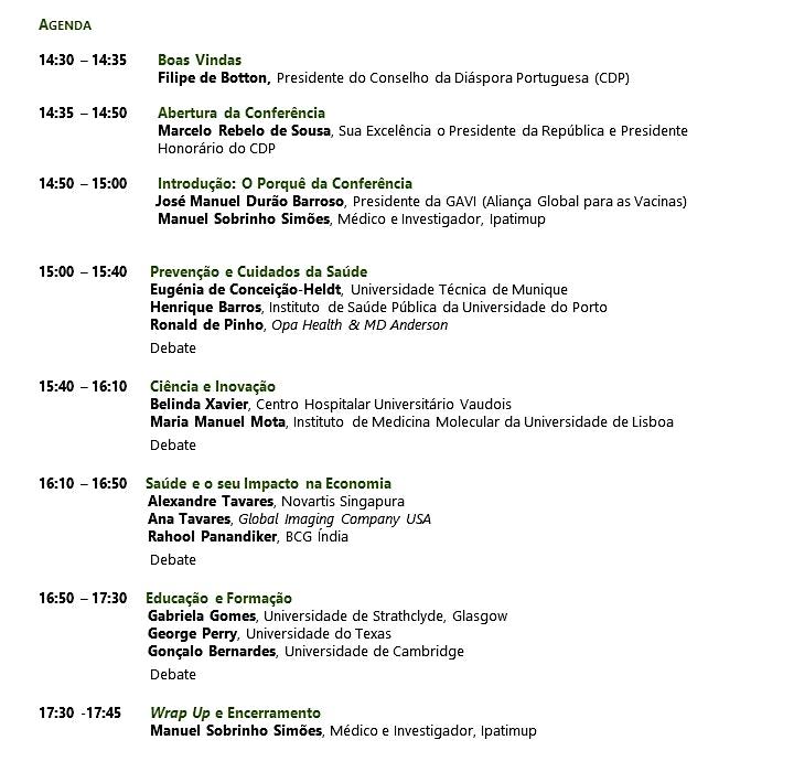 """imagem Conferência Digital """"Saúde: Construir o Futuro"""""""