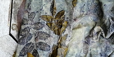Natural Dyes and Eco-Printing with Jen Cake tickets