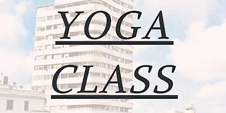 YOGA CLASS tickets