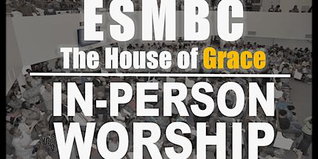 5/23/21 ESMBC Sunday Worship Experience tickets