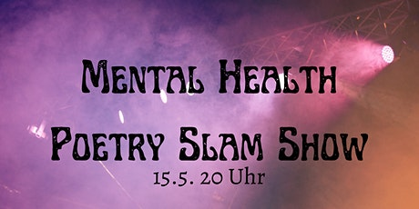 MHAW 2021: Poetry Slam Show tickets