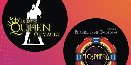 Tributo a QUEEN & ELECTRIC LIGHT ORCHESTRA (ELO) tickets