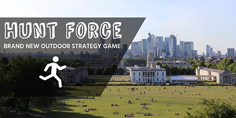 Hunt Force 2021 - outdoor strategy game - like Channel 4's Hunted meets Tag tickets