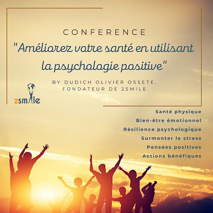 Image pour Améliorez votre santé en utilisant la psychologie positive