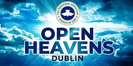 RCCG OHD Sunday Service tickets