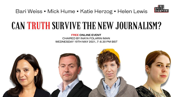 Can truth survive the new journalism? image