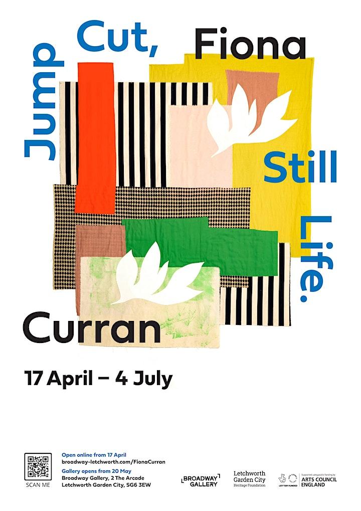 Fiona Curran, Jump Cut, Still Life image
