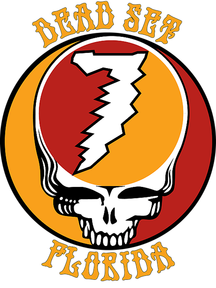 Jerry Garcia Birthday Celebration with Dead Set Florida at The Abbey image