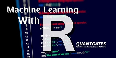 Machine Learning with R tickets