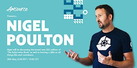 Amsource presents: Nigel Poulton [Kubernetes Talk / Q&A] billets