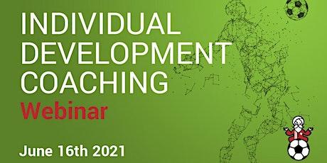Individual Development Coaching tickets