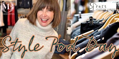 Newent Style Pod Day  with Style Consultant Michelle Blake O'Brien tickets